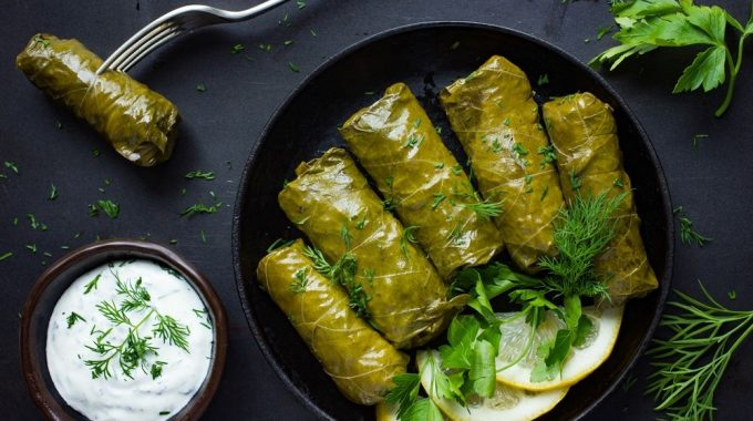 Turkish Stuffed Foods