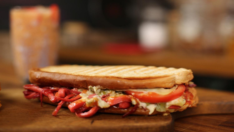 Turkish Fast Foods - Ayvalik Tostu