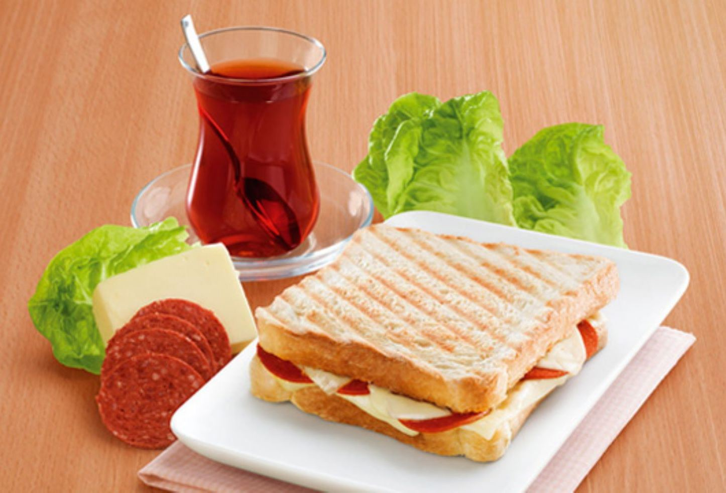 turkish fast foods - tost