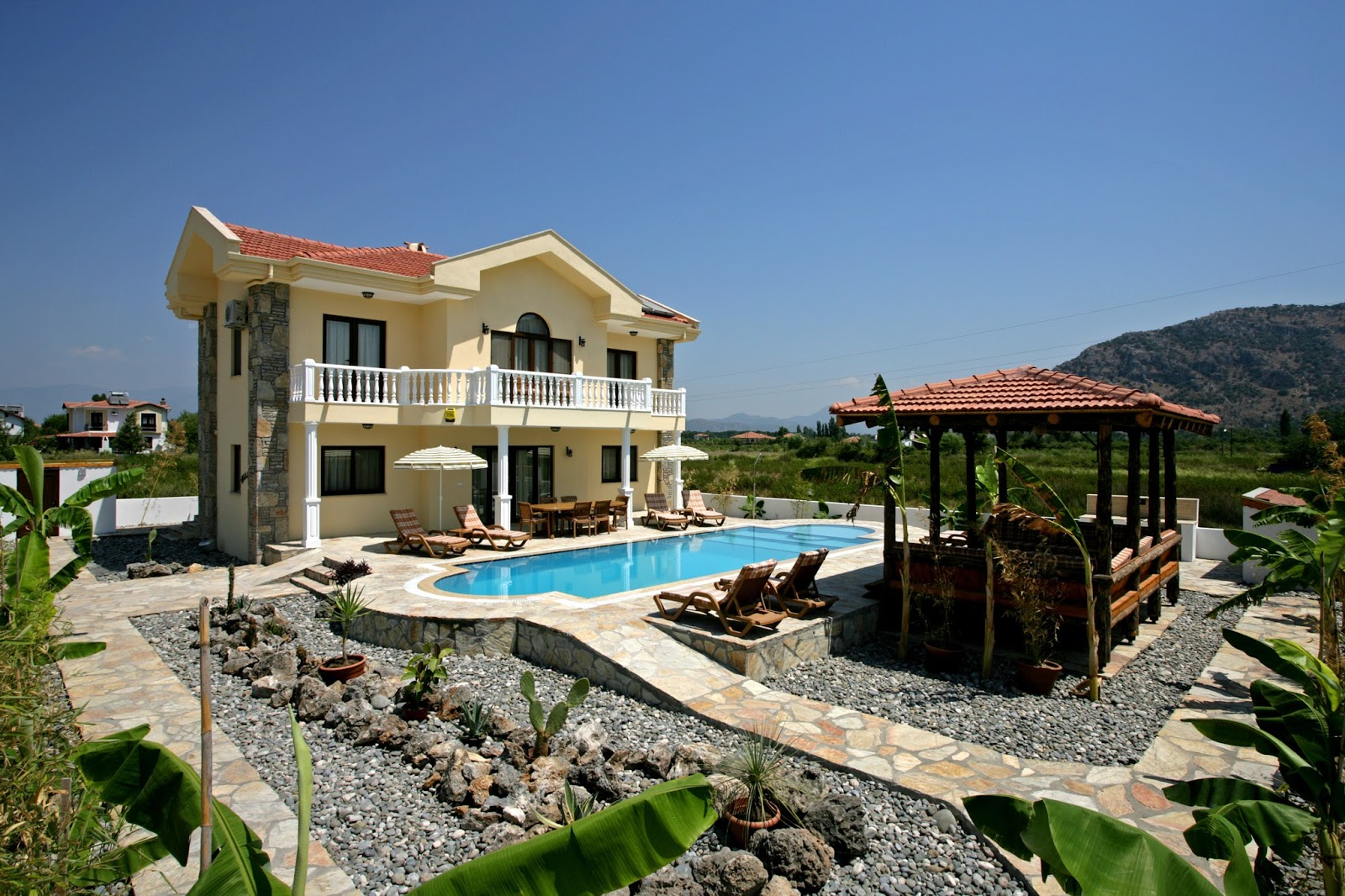 dalyan villa apartment rentals turkey