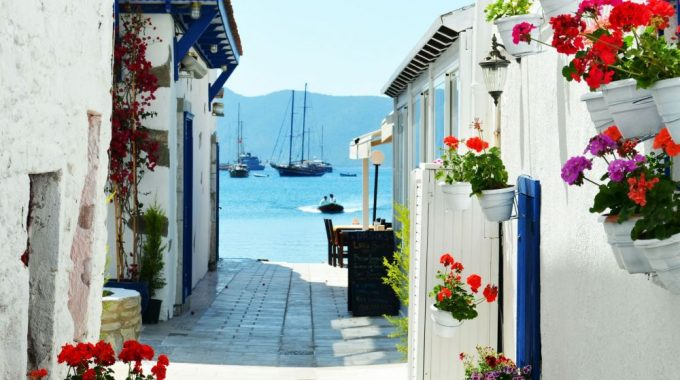 Bodrum City Center Walking Tour