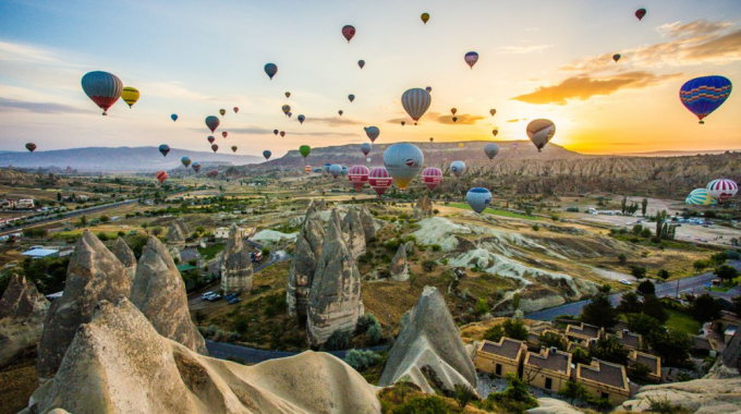 Bucket List Turkey Travel