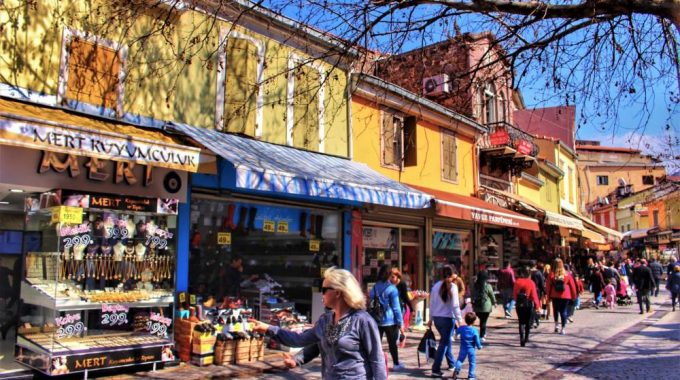 Izmir City Guide - Kemeralti Bazaar