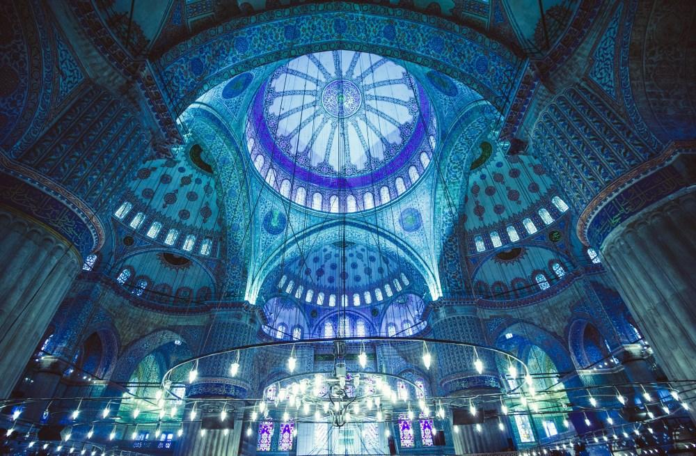 istanbul blue mosque & grand bazaar tour