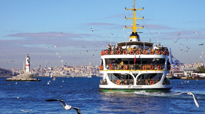 Istanbul Bosphorus Ferries Documentary