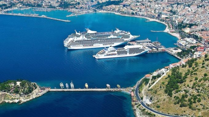 Kusadasi Travel - Places To See In Kusadasi Turkey