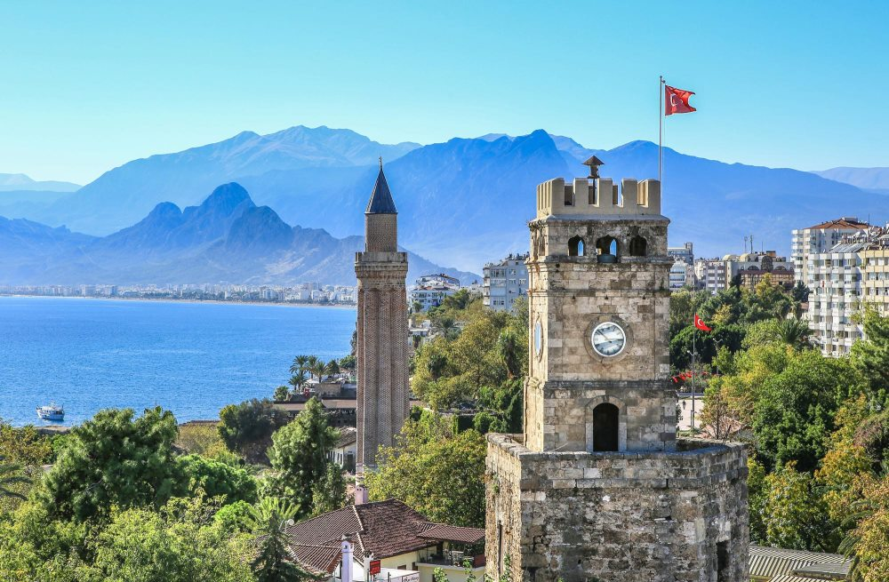antalya travel guides
