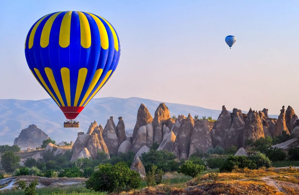 turkey travel guides - cappadocia