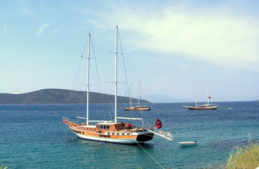 gulet cruise in turkey