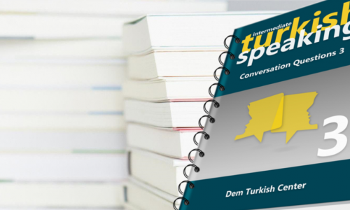 Turkish Books: Interview Questions 3