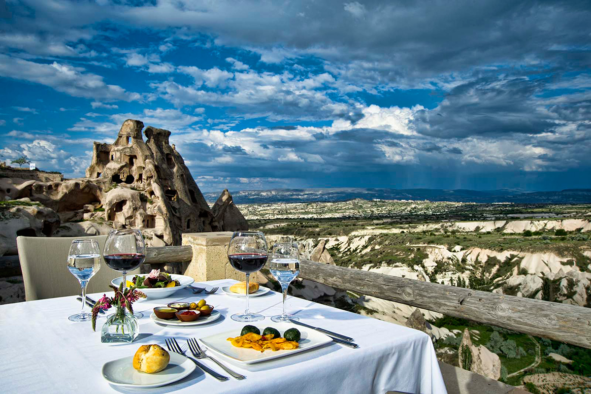 Best places to eat in Cappadocia, Turkey