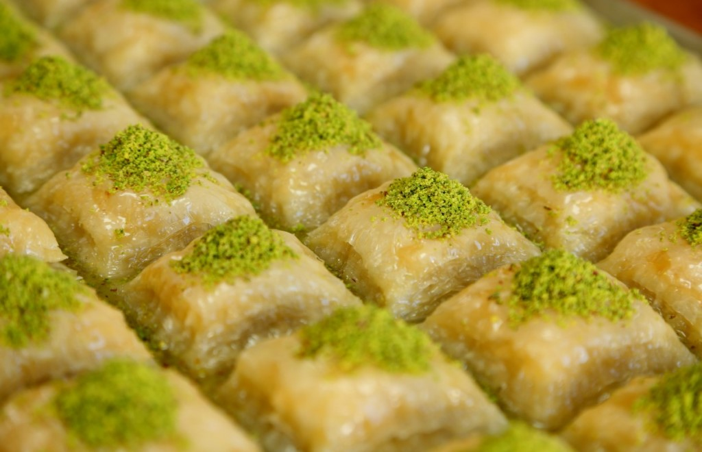 turkish desserts - sutlu nuriye