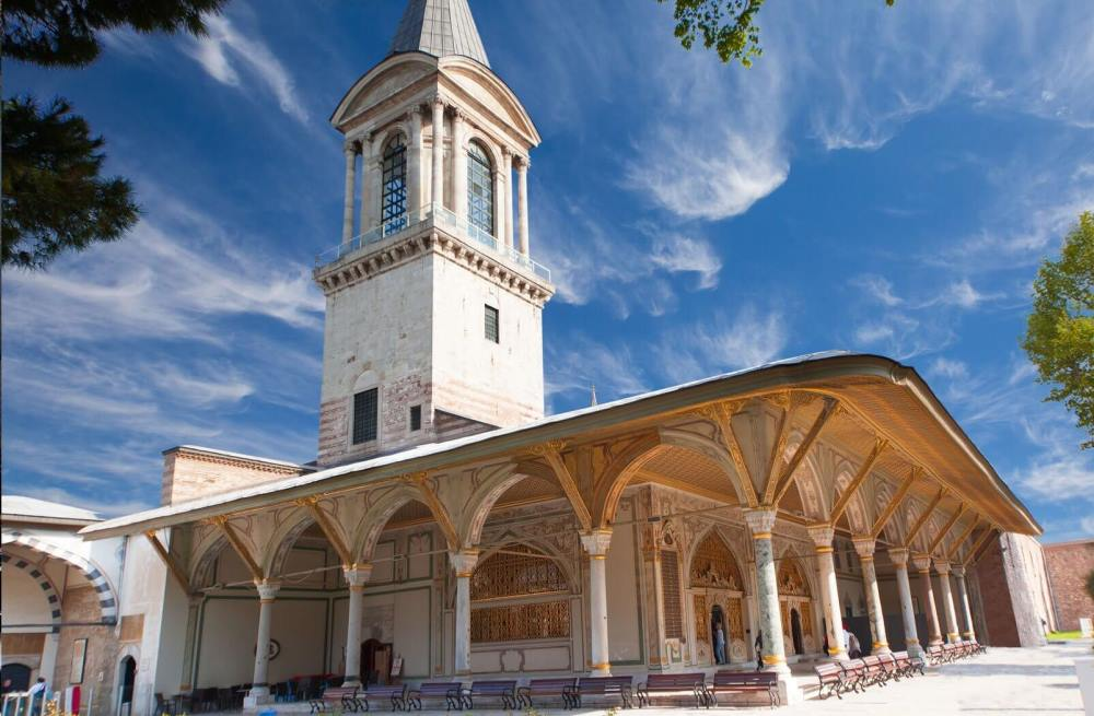 istanbul guides - topkapi palace by rick steves