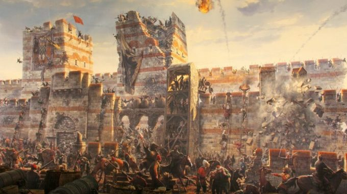 Istanbul History - Fall Of Constantinople
