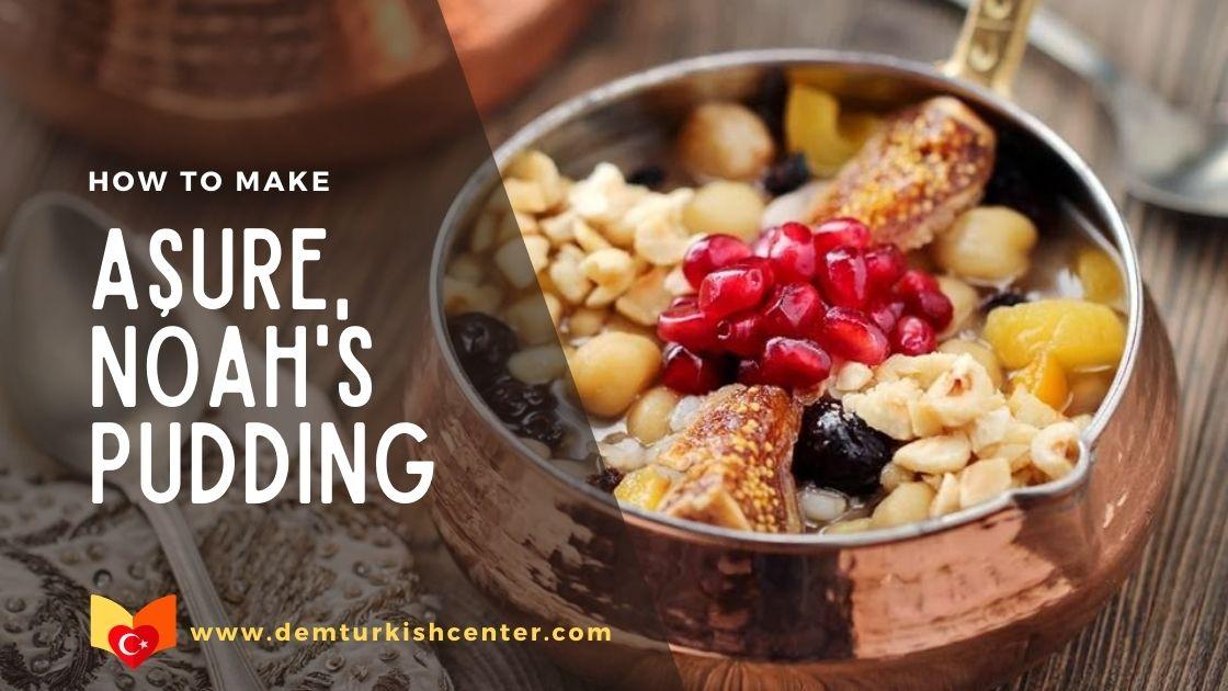 Turkish Food Recipes - Asure