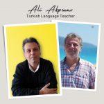 turkish language teacher - ali akpinar