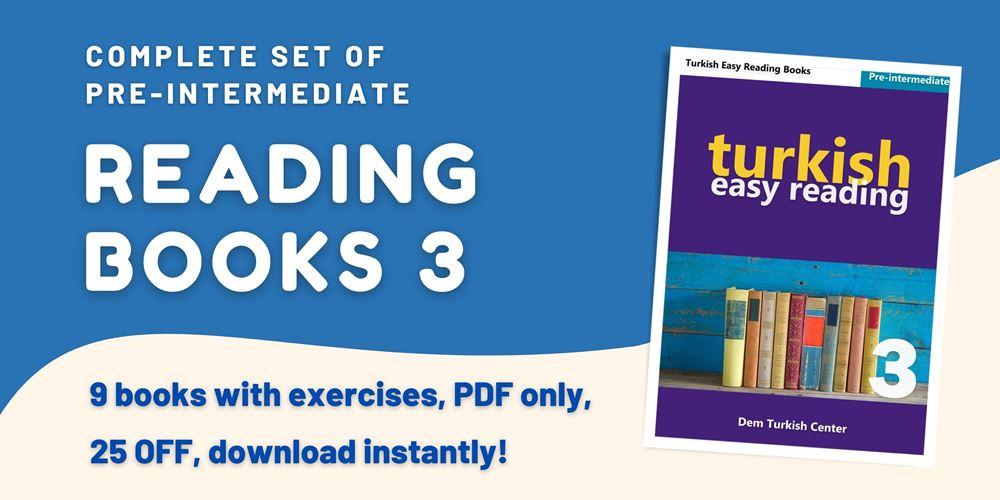 turkish easy reading books pdf 3 pi